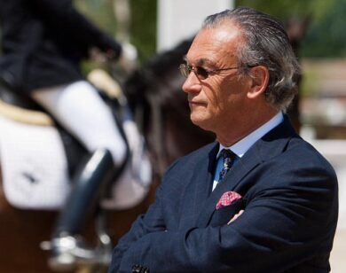 Training Clinic with International Dressage Coach & 4* FEI Judge Alain Francqueville.