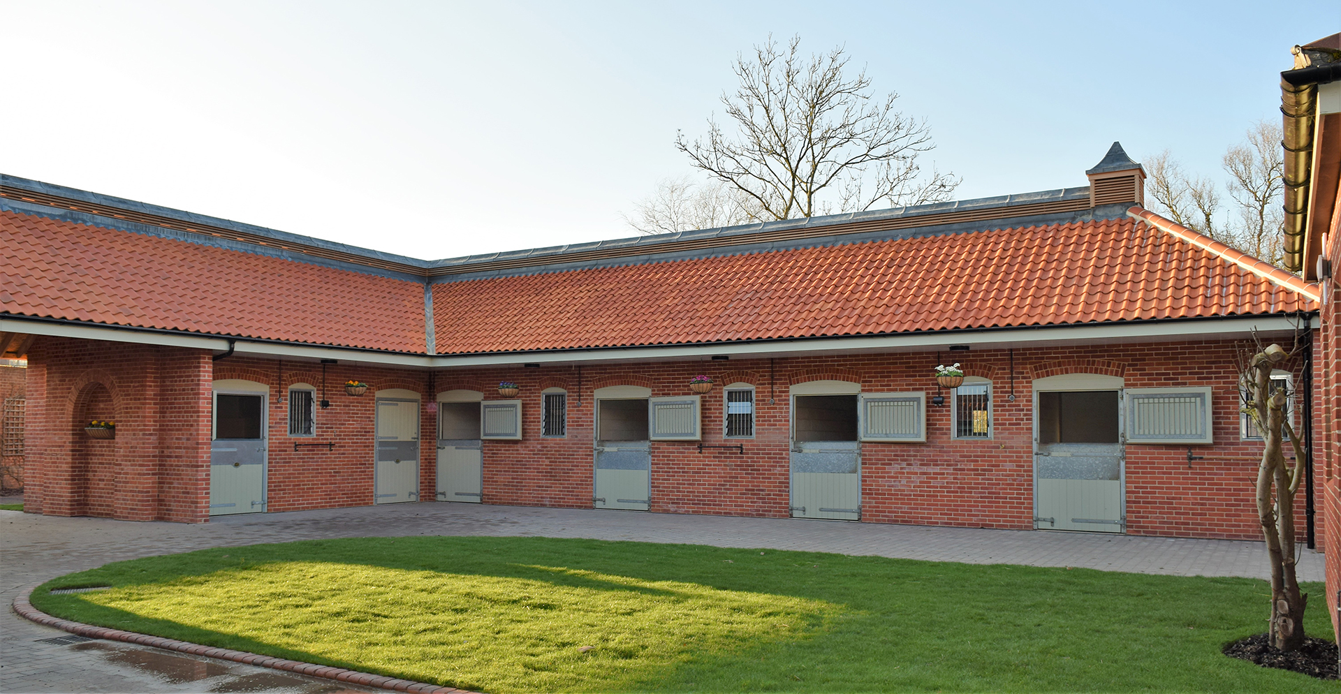 Martley Hall Stud - Easton, Suffolk