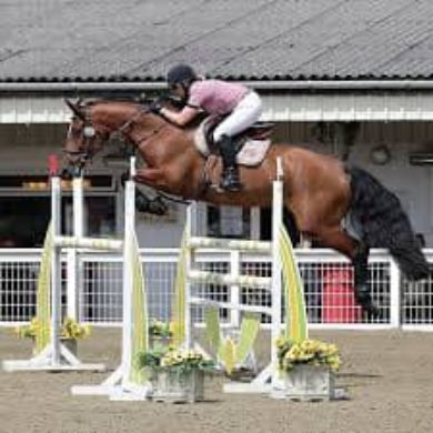 Show Jumping Coaching with Mia Palles-Clark
