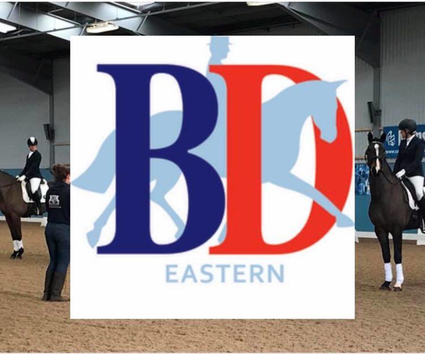 Eastern Region British Dressage Training Clinic with Tammy Ruffles