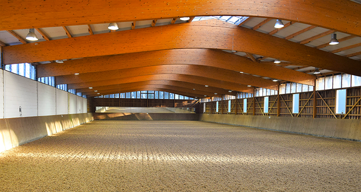 Martley Hall Equestrian Arena Suffolk