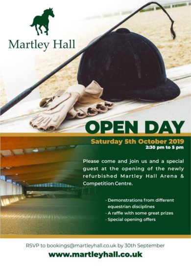 Martley Hall Open Day